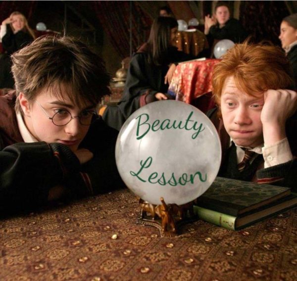 Bregaglio is at Howgarts for a magical potion-making class