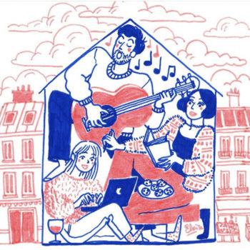 illustrazione di Eloise Heinzer