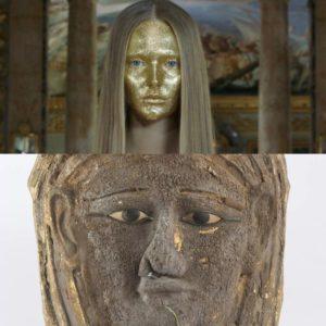 Valentino e Egitto